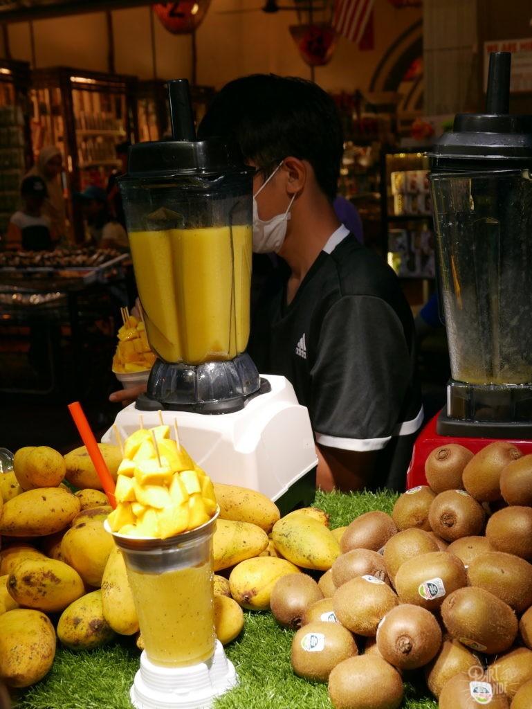 smoothie mangue malacca