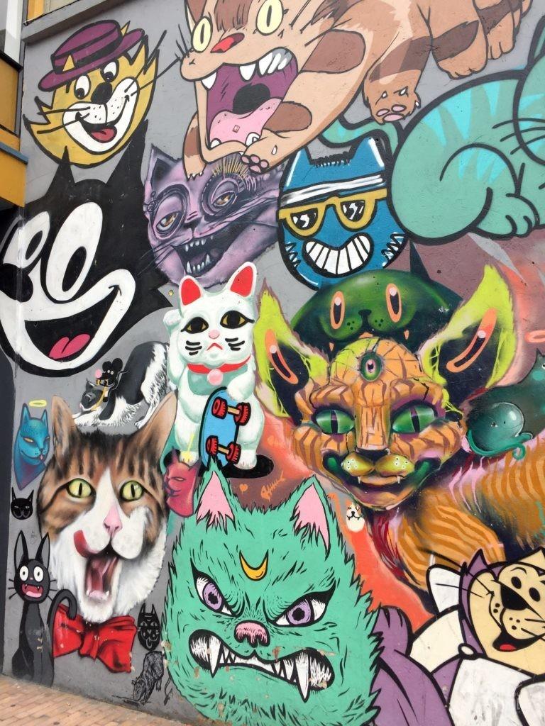 street art 7 bogota