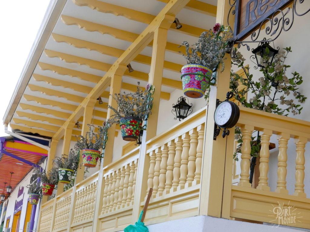 balcon salento
