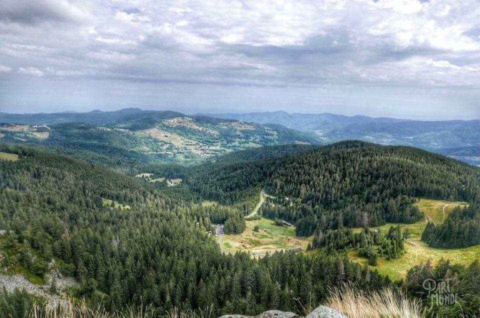 Randonnée en Alsace : Les rochers des Hirschsteine dans les Vosges