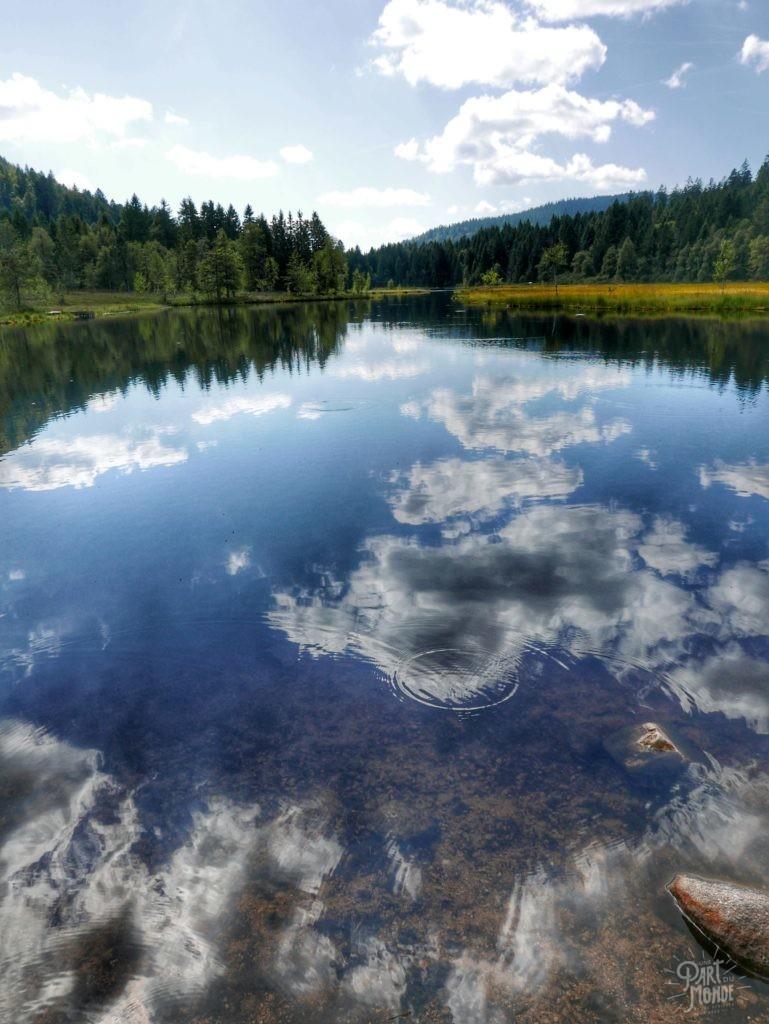 lac de lispach randonnées 5 lacs
