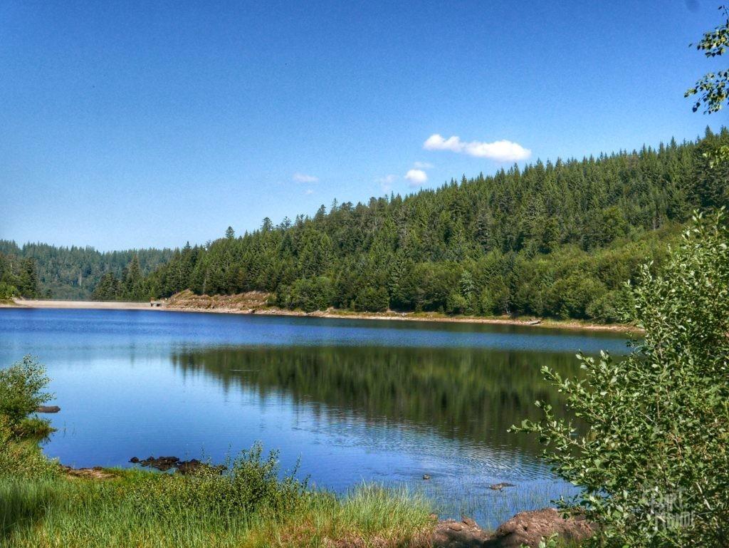 lac randonnée des 5 lacs avec bivouac