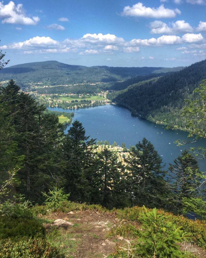 randonnée des 5 lacs avec bivouac alsace
