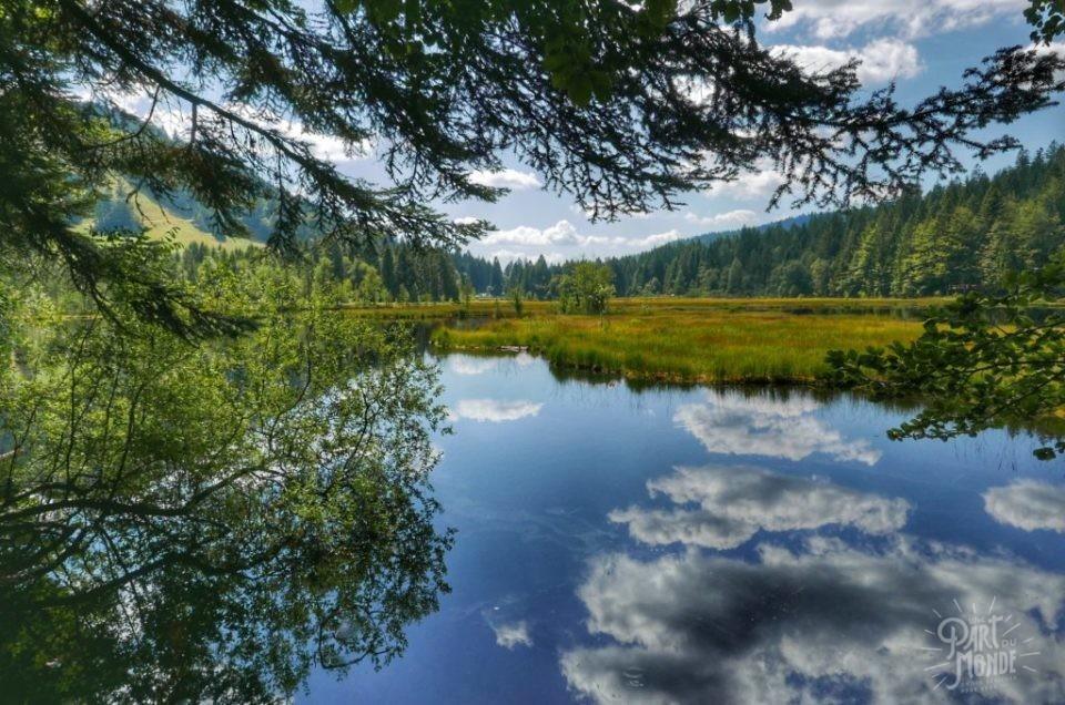 Randonnée en Alsace-Vosges : Trek de 2 jours des 5 lacs, Ballon d'Alsace