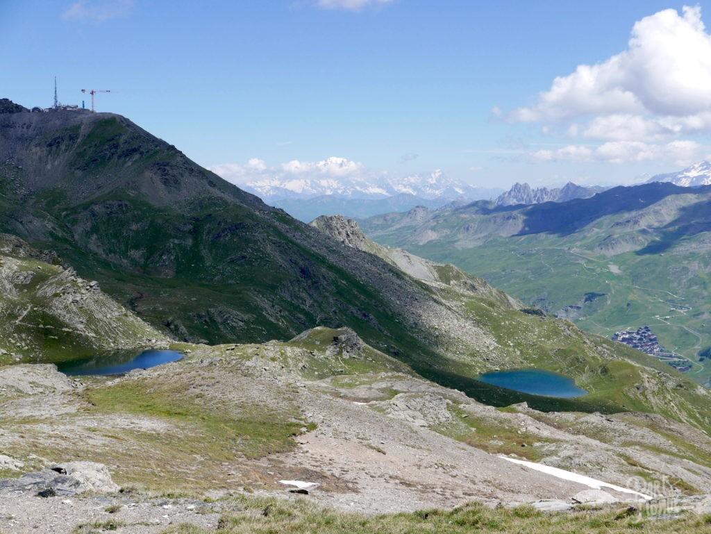 lacs de Monfiot randonnée bivouac parc de la vanoise