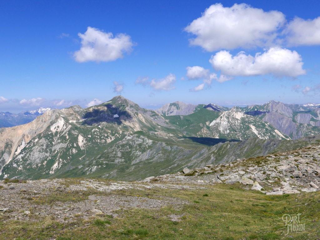 montagne collet blanc