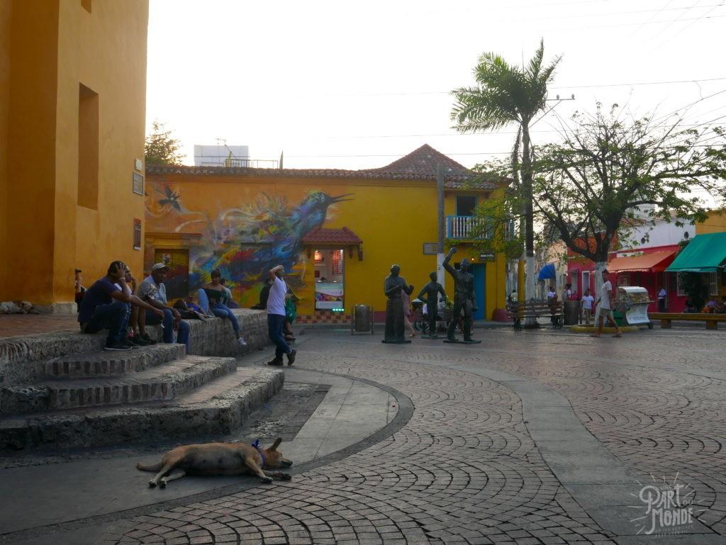 plaza trinidad getsemani