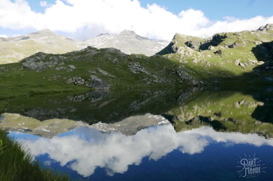 Randonnée bivouac au Parc de la Vanoise : lac de Pierre Blanche, Lac du lou, Pointe de la Masse
