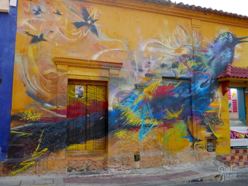 street art place trinidad