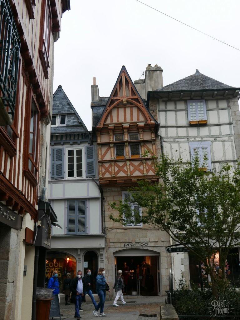 facade quimper