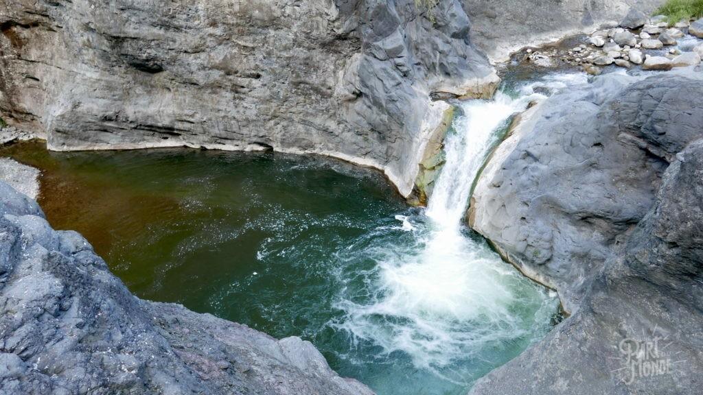 cascade sentier burel bras de saint paul